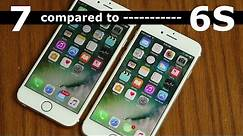 iPhone 7 vs iPhone 6S Full Comparison and Review