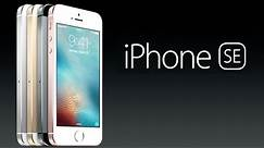 Introducing The iPhone SE