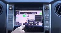 2014-2019 Toyota Tundra Factory Entune GPS Navigation Radio Upgrade - Easy Plug & Play Install!