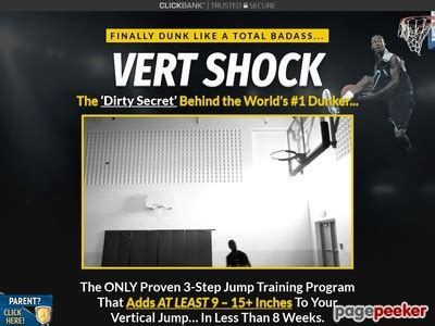 @                 Vertical Jump Training Vert Shock Re-Bill .