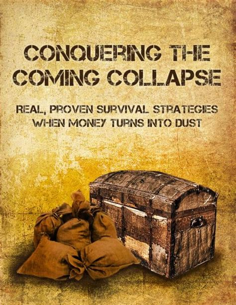 @   Conquering The Coming Collapse  .