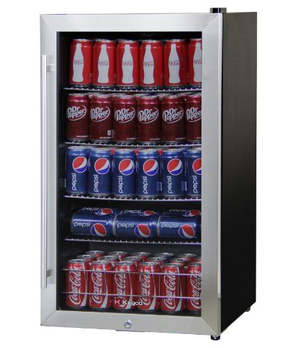 kegco cbc-303-Ssc 121 can beverage center sale.