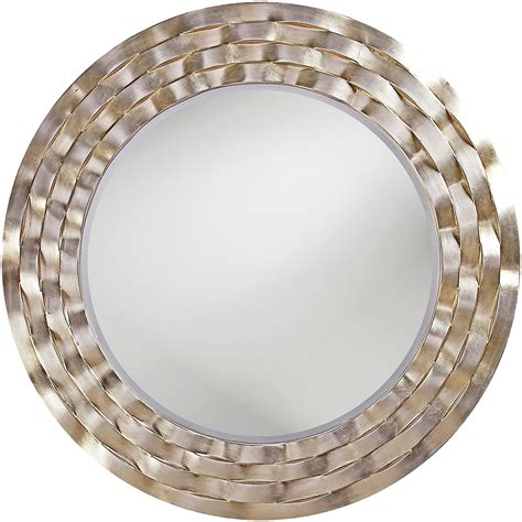 1 howard elliott collection 2140 cartier round mirror 46 .