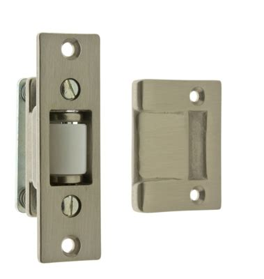 12017 heavy duty silent roller latch with rectangle strike.