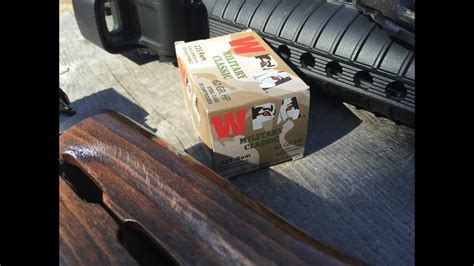 223 remington 62gr jhp wolf military classic velocity test.