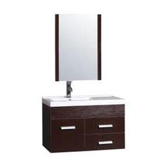 249 00 sheffield home 30 in vanity in espresso with .