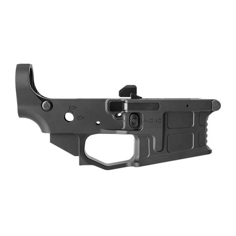 ar-15 ambidextrous lower receiver 5 56 black radian .