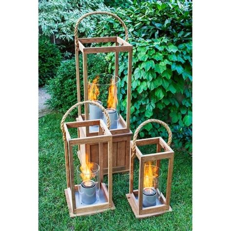 cape cod lantern by terra flame  shop for sale.