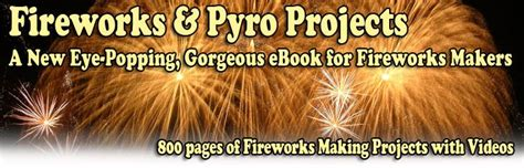 @  Fireworks  Pyro Projects How To Download Free Ebook On