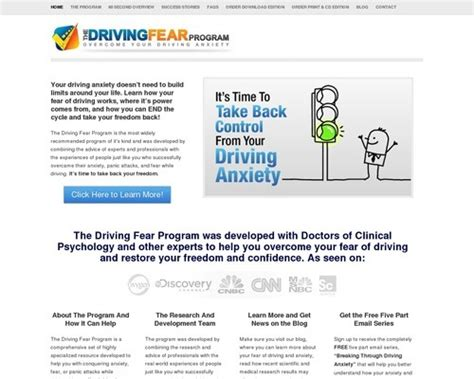 [click] Get Driving Fear Program - High Conversions  Huge .