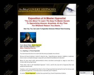 @  Get It Now The Art Of Covert Hypnosis - Massive .