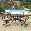 neville 5 piece dining set by astoria grand .