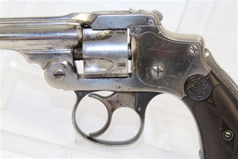 smith-And-Wesson smith wesson 32 antique pistols.