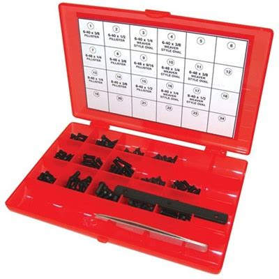 shop master gunsmith screw kits tacstar.