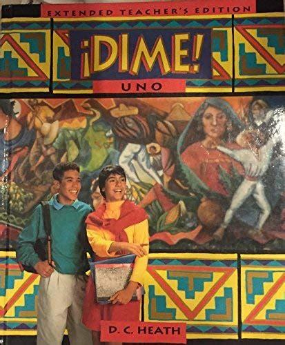 Read Books ¡Dime! Uno Online
