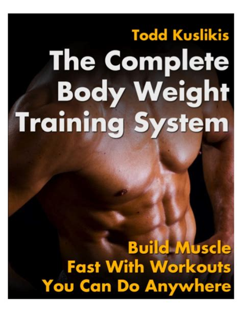 ≈® Buy [click]the Compete Body Weight Training System.