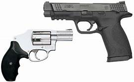 revolver or semi auto for concealed carry