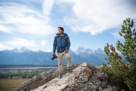 Free Solo Director Jimmy Chin Launches Adventure Photography.