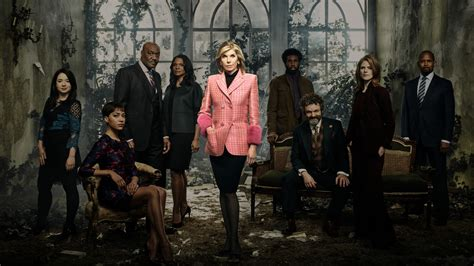 The Good Fight Season 3: Christine Baranski Leans In - The Atlantic.