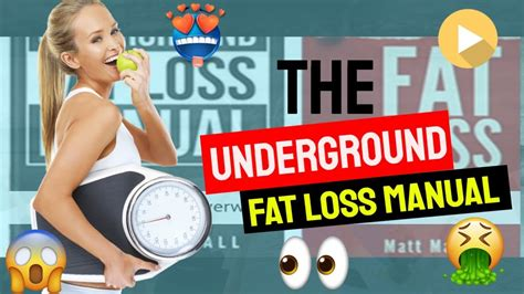 (pdf) The Underground Fat Loss Manual - Researchgate.