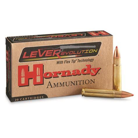 Ammunition .444 Magnum Ammunition.
