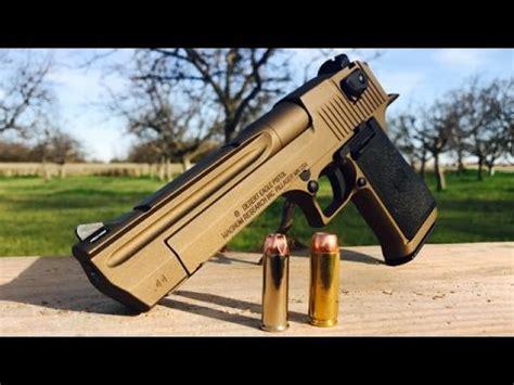 Desert-Eagle .50 Cal Desert Eagle Vs 44 Magnum.