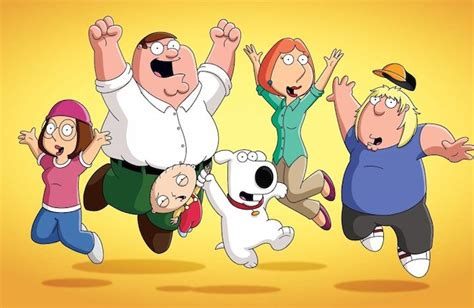 04/10/19: Family Guy Lands At Fx And Freeformcynopsis Media.
