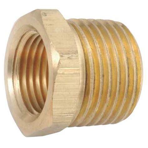 Brass 1 2 Brass Bushing.