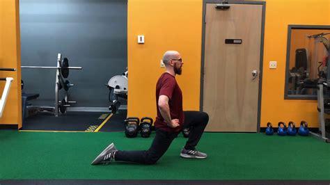 1 2 kneeling hip flexor mobility exercises