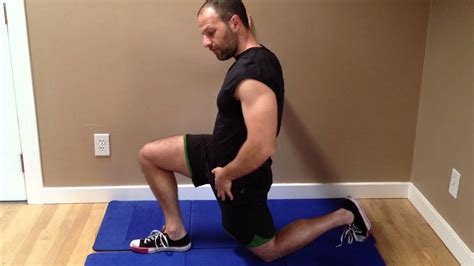 1 2 kneeling hip flexor mobilization