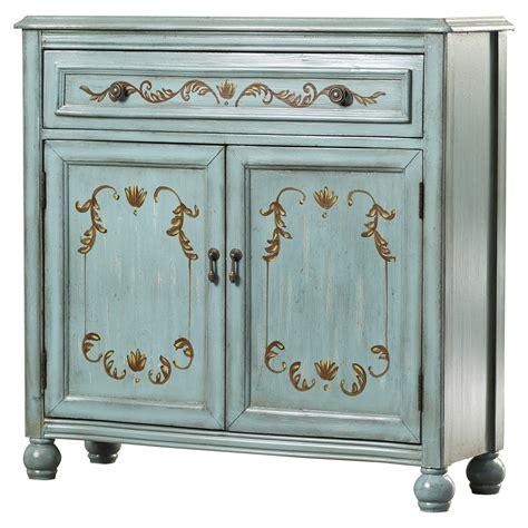 1 Drawer 2 Door Acccent Cabinet