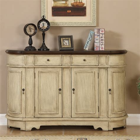 1 Drawer and 2 Door Accent Cabinet