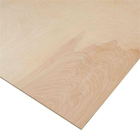 1 4 Birch Plywood 4x8