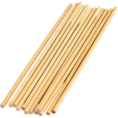 1 4 Wooden Dowels