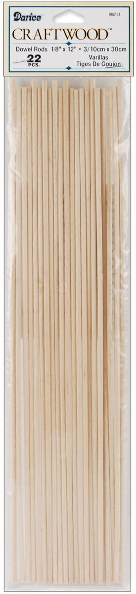 1 8 Inch Dowel Rods