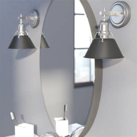 1-Light Bath Sconce