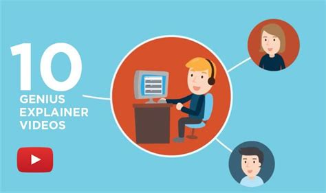 10 Genius Examples Of Sales Converting Explainer Videos.
