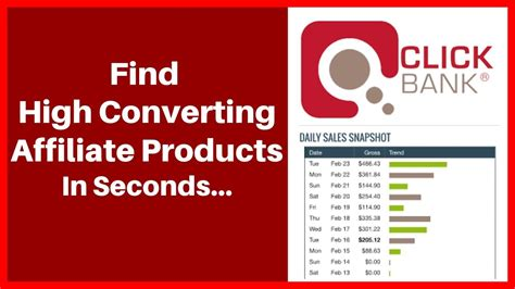 [pdf] 10 High Converting Clickbank Products To Promote.