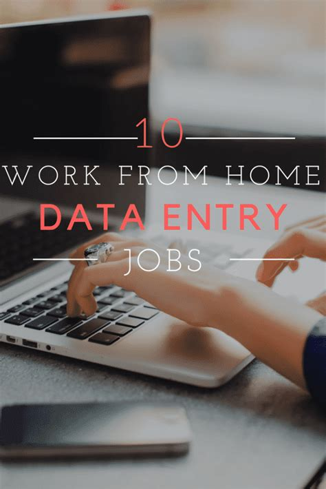 [click]10 Legit Data Entry Jobs From Home.