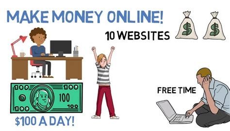 10 Legit Ways To Make Money And Passive Income Online - How.