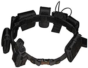 10 Piece Tactical Swat Police Security Ems Belt Duty - Amazon.it.