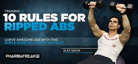 @ 10 Rules For Ripped Abs - Bodybuilding Com.