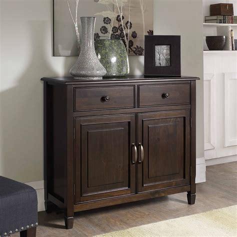 10 Door Storage Accent Cabinet