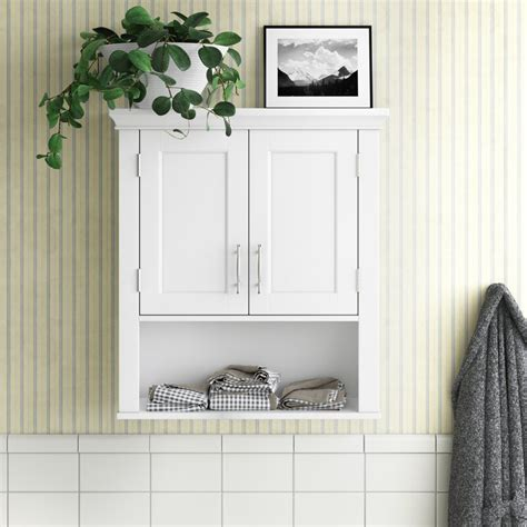 10 W x 29.53 H Wall Mounted Cabinet