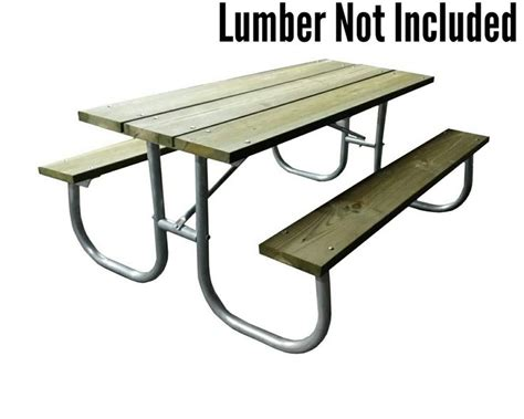 10 Ft Picnic Table Designs