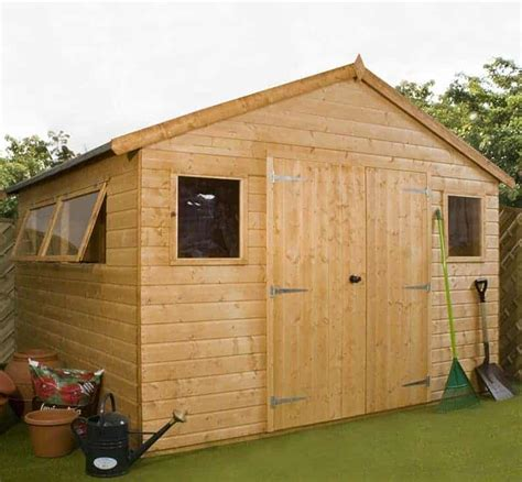10 X 10 Shed