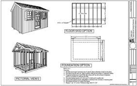 10 X 14 Shed Plans