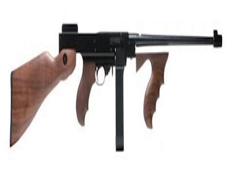 Gunkeyword 10/22 Tommy Gun Replica.