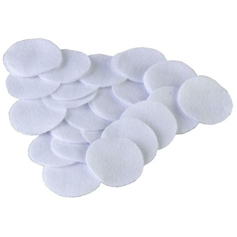 100 Cotton Flannel Bulk Cleaning Patches 1 - Brownells Es.