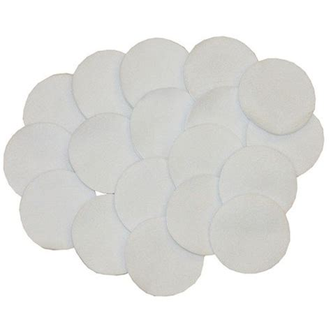 100 Cotton Flannel Bulk Cleaning Patches 1 - Brownells Se.